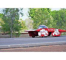 Darwin to Adelaide Solar Car Challenge 2013 Photographic Print