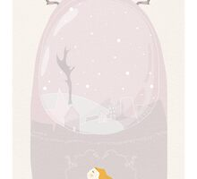 Snow Globe Dream by doodleby