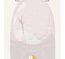 Snow Globe Dream by doodleby