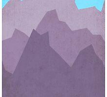 Mt Coronet - Pokemon by William Trewartha-Jones