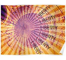 Vision of Liberty Poster