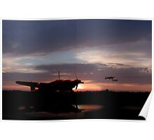 Pathfinder Sunset Poster