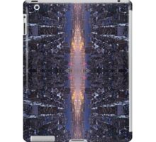 Mirrored NYC iPad Case/Skin