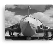 Mighty Victor tanker aircraft Canvas Print