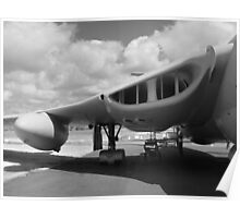 Victor aircraft lusty lindy Poster