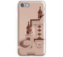 Andalucia pottery iPhone Case/Skin