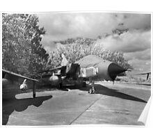 Panavia Tornado aircraft Poster