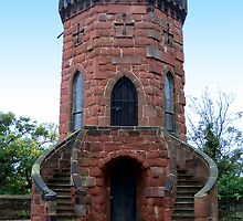 Lookout Tower by hootonles
