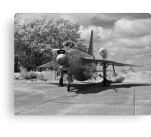 English Electric Lightning aircraft Canvas Print
