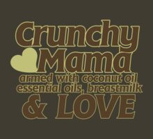 Crunchy MOM by Boogiemonst