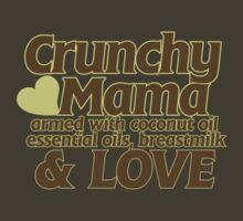 Crunchy MOM by Boogiemonst