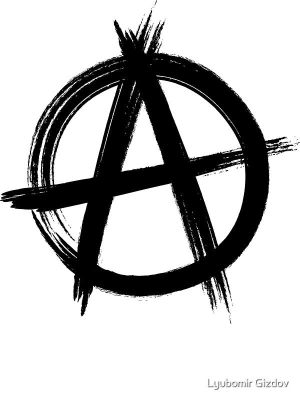 anarchy circle a eagle - photo #12