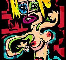 Mood. Dancing. Nude. by brett66