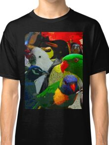 Birds of a Different Feather Classic T-Shirt