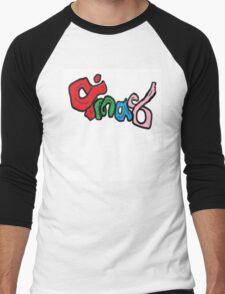 X'MAS Men's Baseball ¾ T-Shirt