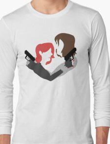 soviet spouses Long Sleeve T-Shirt