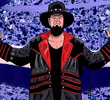 The Undertaker by bobdahlstrom