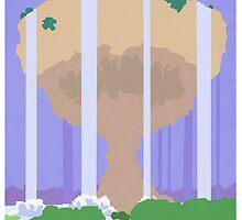 Fogbound Lake - Pokemon Mystery Dungeon by William Trewartha-Jones