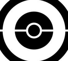 Ich will target Sticker