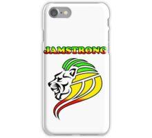 IRON LION iPhone Case/Skin