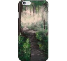Mystery Mist iPhone Case/Skin