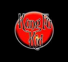 Kung Fu Kid by TOM HILL - Designer