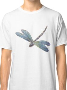 Blue Dragonfly Classic T-Shirt