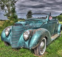 38 Ford Classic Convertible by thomr