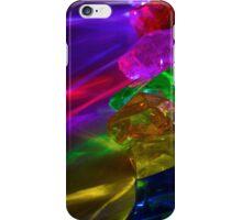 Colored Light Gems iPhone Case/Skin