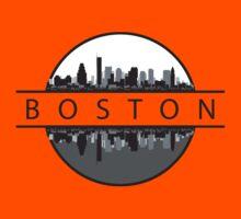 Boston Massachusetts Kids Clothes