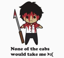 Sherlock: None of the cabs would take me! by wss3