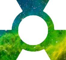 radiation Sticker