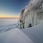 Drifting - Lake Superior by Michael Treloar