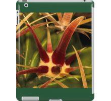 Cacti Hooks iPad Case/Skin