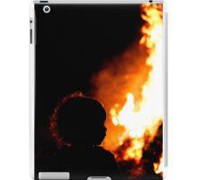 Burn Baby Burn iPad Case/Skin