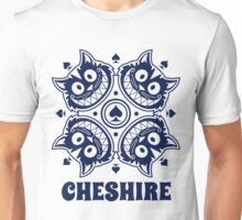 Cheshire Originals - Cheshire Spade Burst Unisex T-Shirt