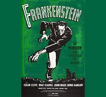 Grindhouse Lounge: Frankenstein! Unisex T-Shirt