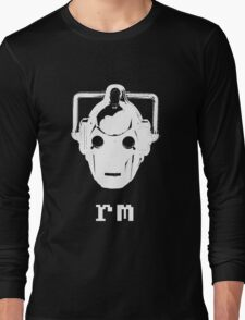'nix Cyberman Long Sleeve T-Shirt