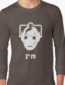 'nix Cyberman Long Sleeve T-Shirt