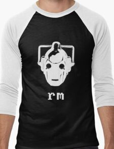 'nix Cyberman Men's Baseball ¾ T-Shirt