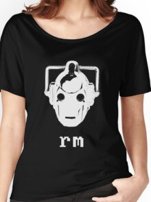 'nix Cyberman Women's Relaxed Fit T-Shirt