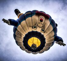 Humpty Dumpty Hot Air Balloon by thomr