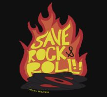 SAVE ROCK AND ROLL by 21stBandAvenue