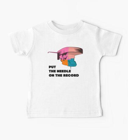 Needle On The Record 1 Baby Tee