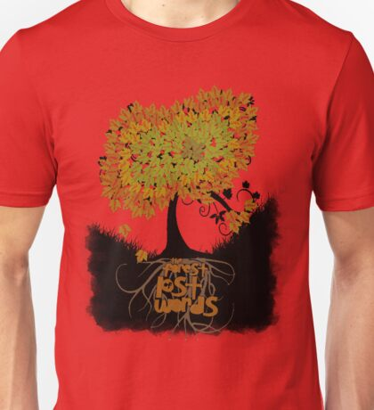 The Forest of Lost Words Unisex T-Shirt