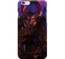 Flaming Pyramid Orbs  iPhone Case/Skin