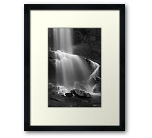 Ramboda Falls, Sri Lanka Framed Print