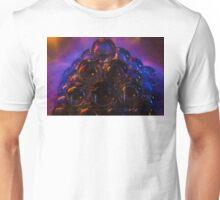 Flaming Pyramid Orbs  Unisex T-Shirt