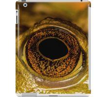 Swamp Eye iPad Case/Skin
