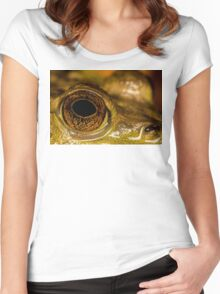 Swamp Eye Women's Fitted Scoop T-Shirt